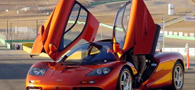 McLaren F1 3,5 milyon sterline satıldı