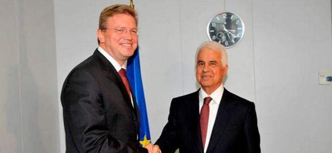 Brüksel'de kritik toplantı!