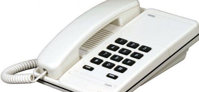 Telefon borçları için uyarı