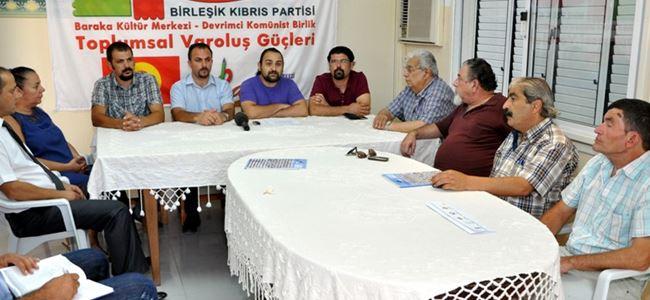 BKP-TVG: Meclis'e girersek koalisyonda yer almayacağız
