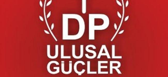 DP-UG: LTB'nin seçim malzemesi yapılmaya çalışılması kabul edilemez