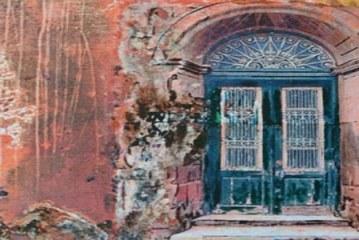 """Sanatçı Mine Egemen'in """"Umut Kapıları"""" Sergisi Pazartesi açılacak"""