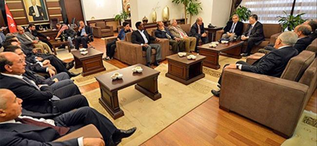 """Arap ülkelerinden Erdoğan'a """"BM"""" desteği"""