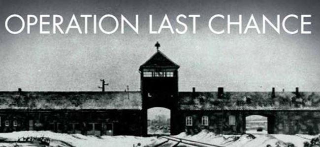 'Son Şans Operasyonu' İle Nazi Avı