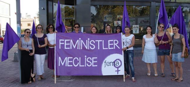 """Fema: """"özgürlük ve eşitlik için feministler meclise"""""""