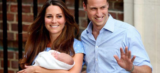 İngiliz kraliyet bebeğinin ismi belli oldu!