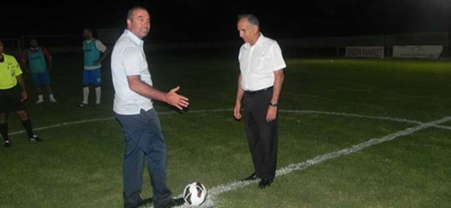 1. Belpaz Seven Side Futbol Turnuvası başladı