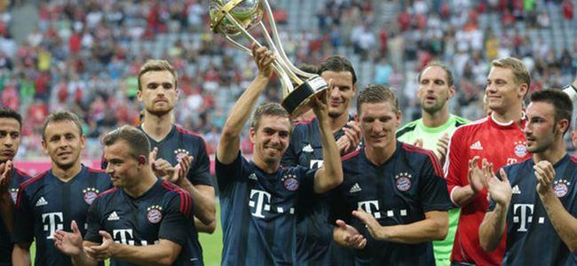 Bayern yine Barça'ladı!