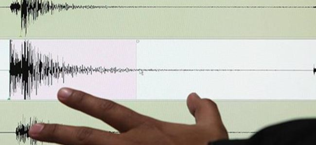 Kayseri'de deprem