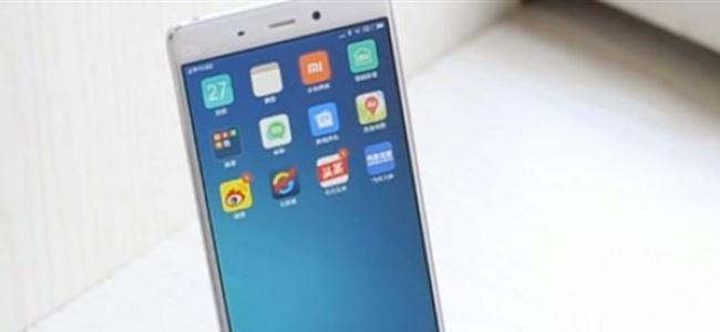 Xiaomi Mi5 görseli sızdırıldı!