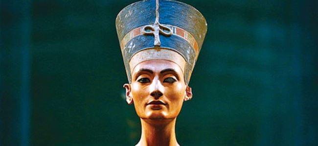 Nefertiti'yi kopyaladılar