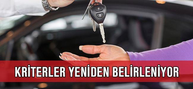 Kazalar için ilk önlem: Kiralık araç kriterleri değişiyor!