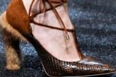 Ünlü markaların ayakkabıları görücüye çıktı