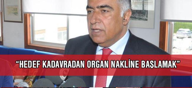 """Photo of İzbul: """"Hedefimiz kadavradan organ nakline başlamak"""""""