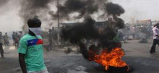 Nijerya'daki çatışmada 20'den fazla kişi öldü