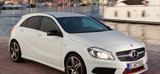 Mercedes yeni A Sınıfı için 90.000 sipariş aldı