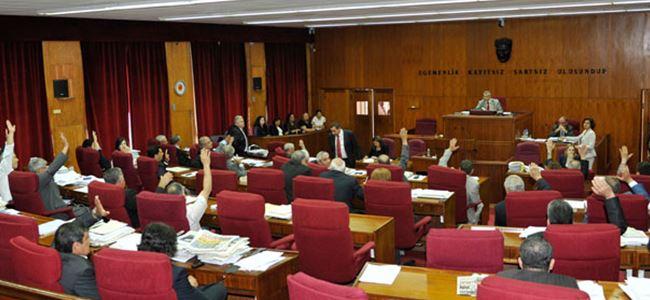Meclis'in % 46'sı yeni isimlerden!