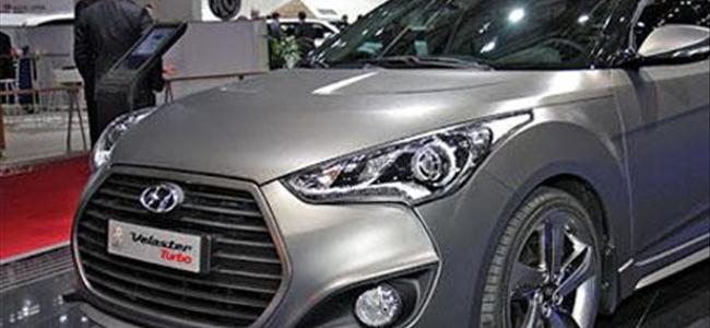 Rakiplerinin Korkulu Rüyası: Hyundai Veloster Turbo
