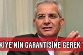 AKEL:Türkiye'nin garantisine gerek yok