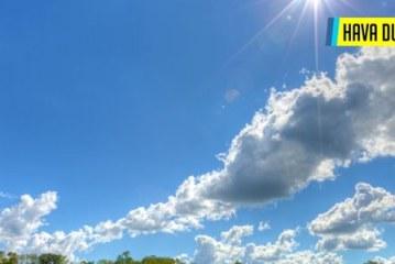 1 haftalık hava durumu tahmini…
