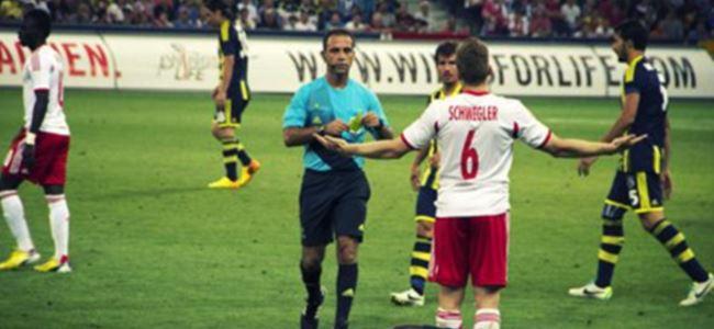 Salzburg'tan şok hakem açıklaması!