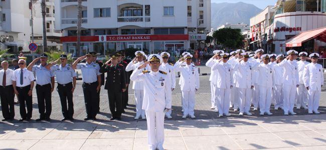 Toplumsal Direniş Bayramı törenle kutlandı