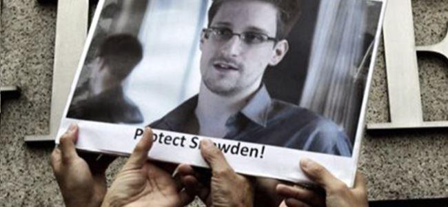 Snowden'in 40 günlük esareti bitti