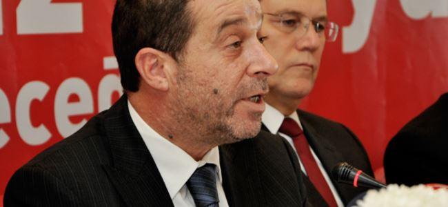 Denktaş, partinin seçim bütçesini açıkladı