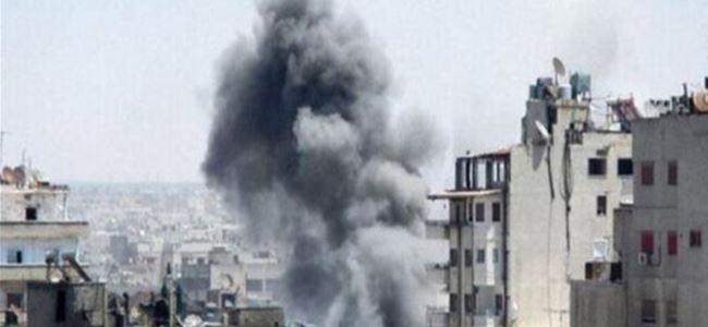 Suriye'de kimyasal gaz iddiası