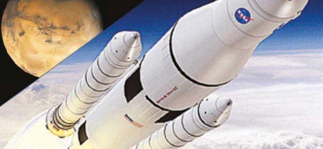 Dünya'dan Mars'a 10.000.000.000 $