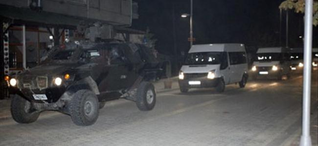 23 terörist tutuklandı