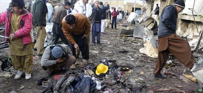 Pakistam'da patlama: 14 Ölü