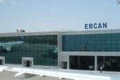 Ercan'da uçuşlar duracak!