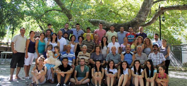 Zaifoğlu ailesinin mutlu günü