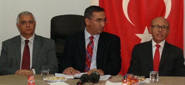 Talat: Çözüm için mücadele etmeliyiz