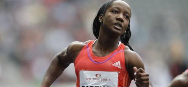 Kelly Ann Baptiste'e doping testini geçemedi