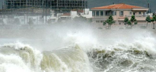 Filipinler'de Utor tayfunu: 1 Ölü