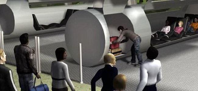 En Yeni Nesil Ulaşım Şekli: Hyperloop