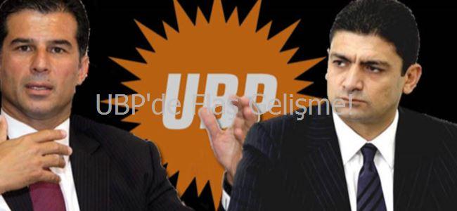 UBP'de tek aday Özgürgün