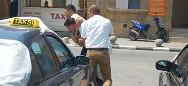 Sarayönü'nde klip çekiyordu tutuklandı