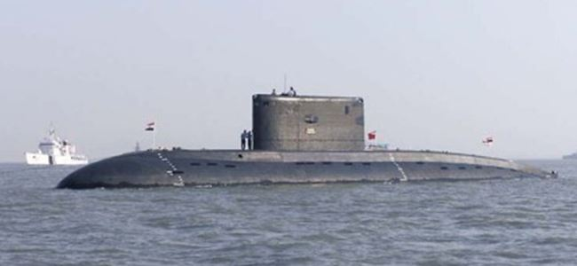Hindistan'da Batan Denizaltındaki 18 Denizci Öldü
