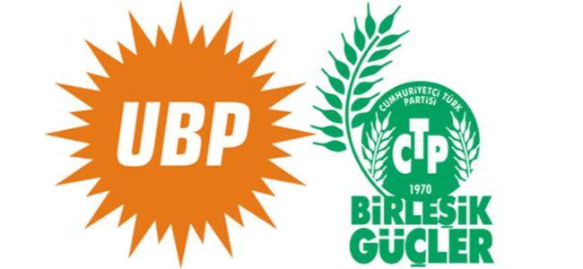 CTP-BG ile UBP Bir Araya Geldi