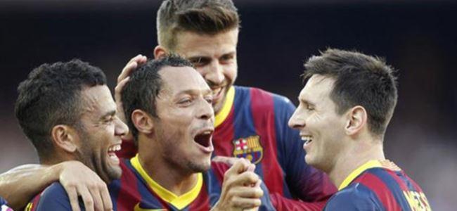 Barça'dan çılgın başlangıç!