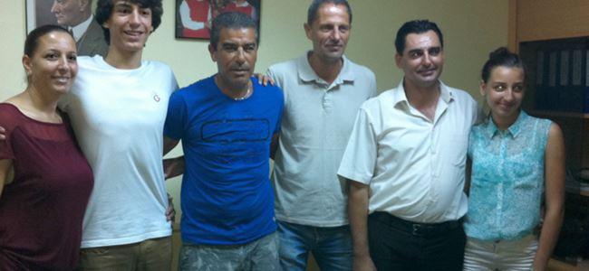 Ertan, Galatasaray'da