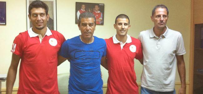 Kemal ve Devrim ikilisi  Balkan Şampiyonası'nda
