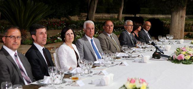 "Eroğlu: ""Bu kabine tarihe geçti"""