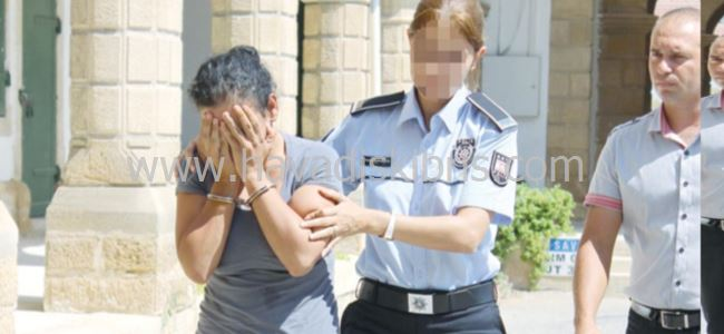 Eşini bıçaklayan kadın serbest