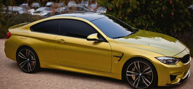 İşte BMW M4 Coupe