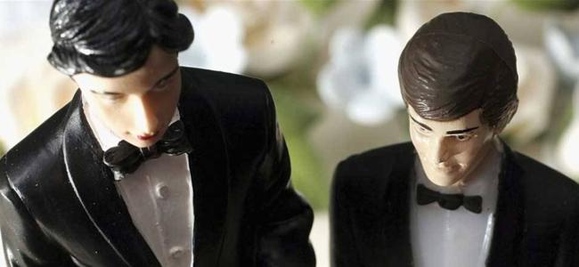 Fransa'da 'gay' evliliğine ilk adım
