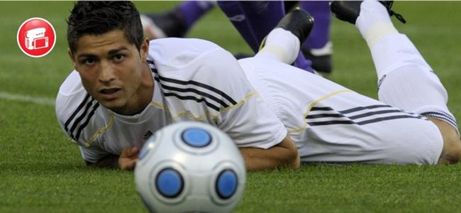Ronaldo'nun zor günü